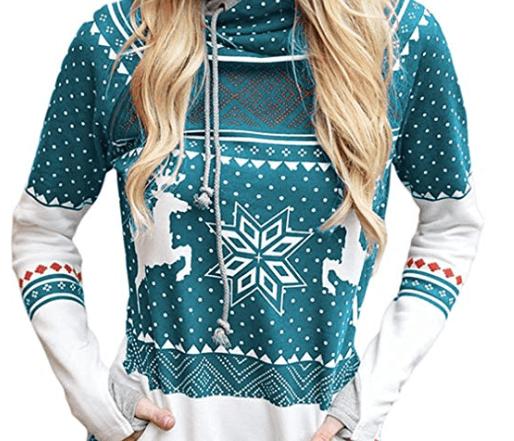 Christmas Snowflake Sweatshirt