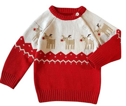 Jultröjor för barn - Christmasjumper.se c04a7bf43108f