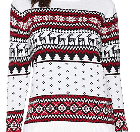 Classic Fairisle Christmas Jumper