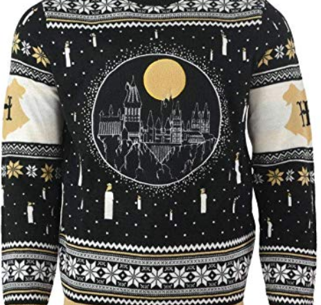 Harry Potter Xmas jumper