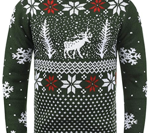 Pingo christmasjumpers