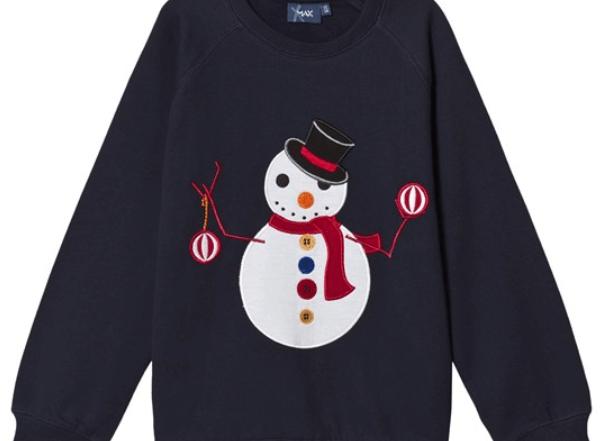 Snowman Tröja